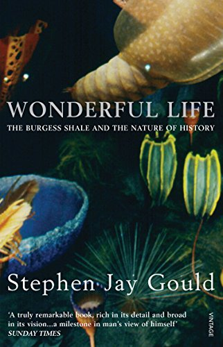 9780099273455: Wonderful Life: Burgess Shale and the Nature of History