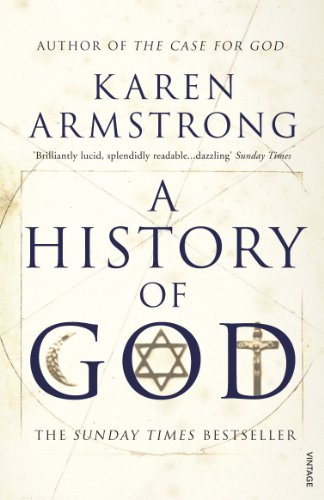 9780099273677: History of God: The 4000 Year Quest of Judaism, Christianity and Islam