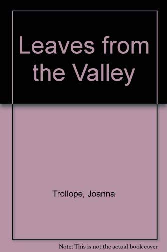 9780099274902: Leaves from the Valley