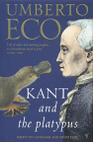 9780099276951: Kant and the Platypus