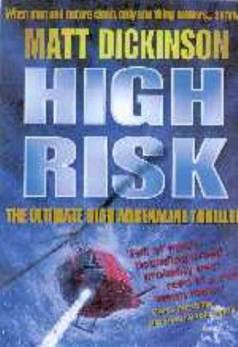9780099278764: High Risk