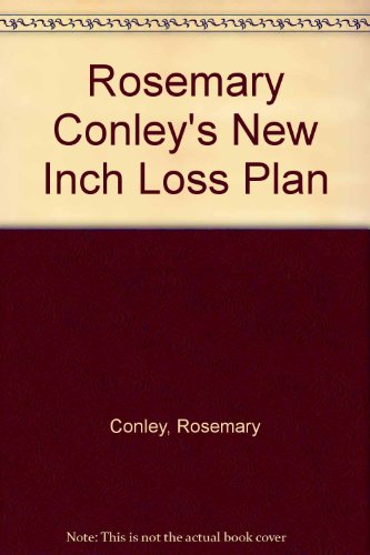 9780099278993: Rosemary Conley's New Inch Loss Plan