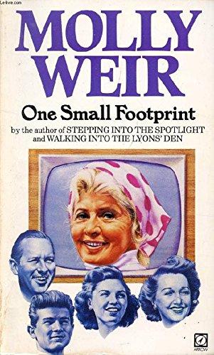9780099280408: One Small Footprint
