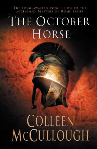 9780099280521: The October Horse (Masters of Rome)