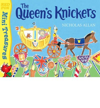 9780099280774: Queen's Knickers (Mini Treasure S.)