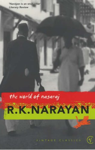 9780099282525: World of Nagaraj (Vintage classics)