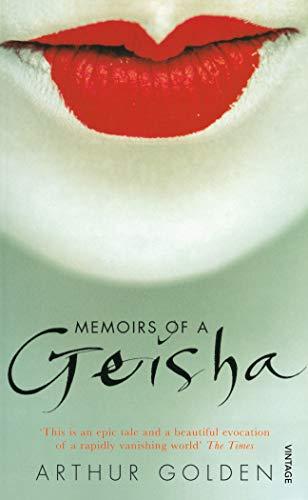 9780099282853: Memoirs Of A Geisha (Roman)