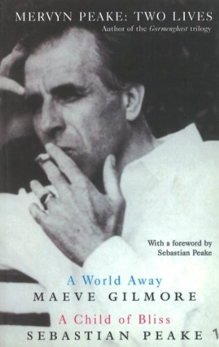 9780099282860: Mervyn Peake: Two Lives