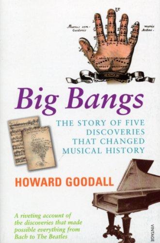 9780099283546: Big Bangs: Five Musical Revolutions
