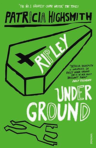 9780099283584: Ripley Under Ground