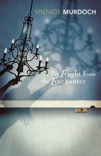 Flight from the Enchanter (0099283697) by Iris Murdoch