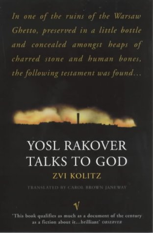 9780099284239: Yosl Rakover Talks to God