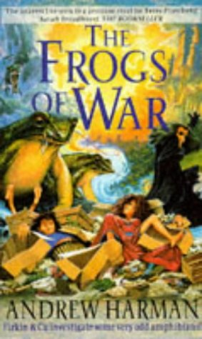 9780099284819: The Frogs Of War