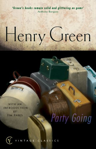 9780099285083: Party Going (Vintage classics)