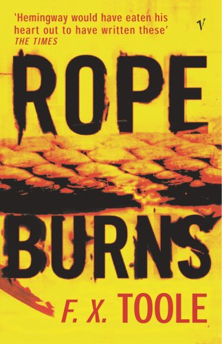 9780099285274: Rope Burns. Stories from the Corner