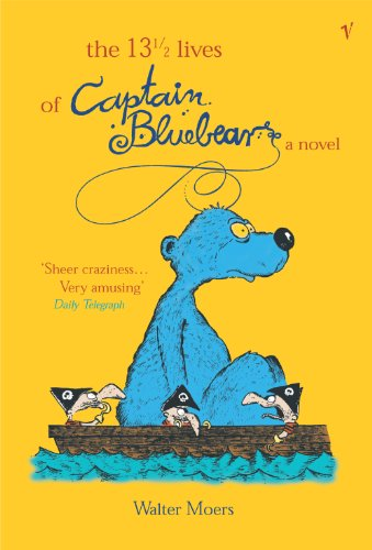 9780099285328: The 13.5 Lives Of Captain Bluebear (Zamonia 1)