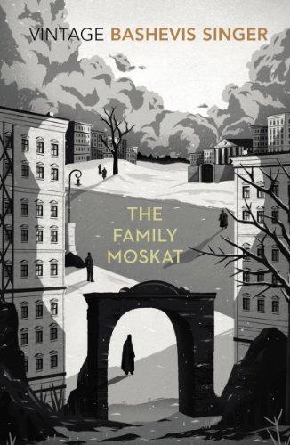 9780099285489: The Family Moskat