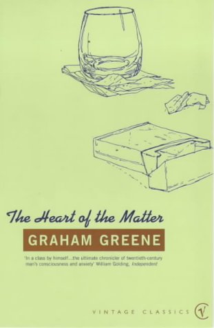 9780099286066: The Heart of the Matter (Vintage classics)
