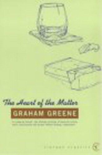The Heart Of The Matter (Vintage classics): Greene, Graham