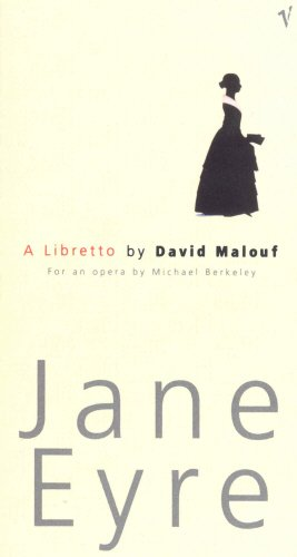 9780099286264: Jane Eyre: Opera in Two Acts