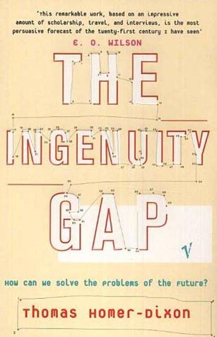 Ingenuity Gap: Homer-Dixon, Tad