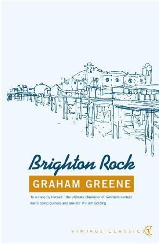 9780099287360: Brighton Rock (Vintage classics)