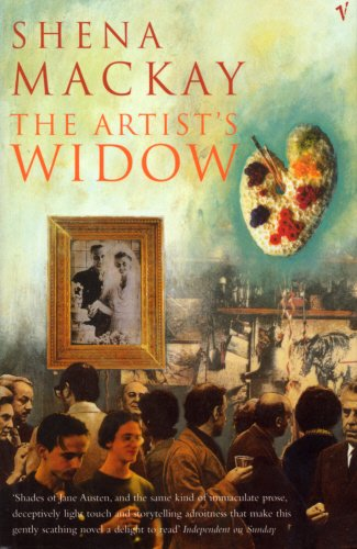 9780099287827: The Artist's Widow