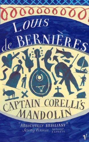 CAPTAIN CORELLI'S MANDOLIN: Louis De Bernieres