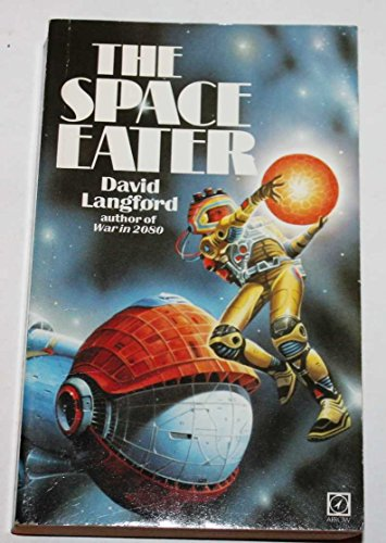 9780099288206: The Space Eater