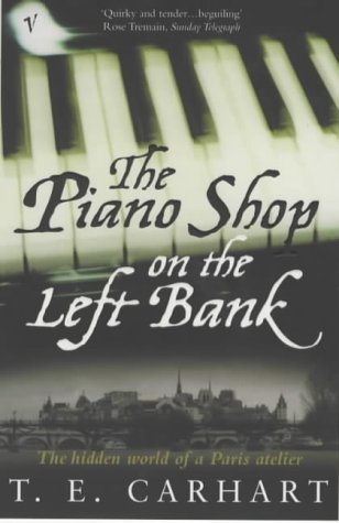 9780099288237: The Piano Shop on the Left Bank