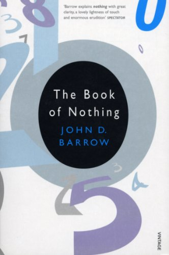9780099288459: The Book Of Nothing