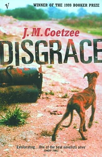 Disgrace: COETZEE, J.M.