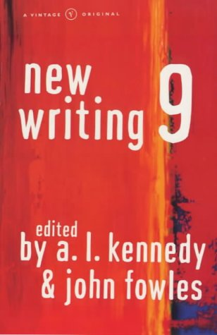 9780099289944: New Writing 9 (British Council)