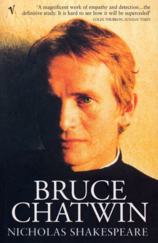 9780099289975: Bruce Chatwin