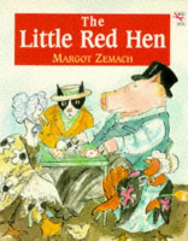 9780099290018: Little Red Hen: An Old Story (Red Fox picture books)