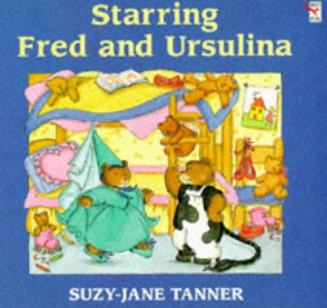 9780099290414: Starring Fred and Ursulina (Red Fox picture books)