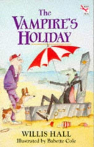 9780099293217: The Vampire's Holiday (Red Fox Middle Fiction)