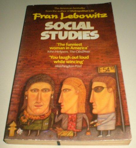 9780099294009: Social studies