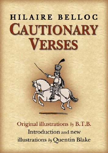 9780099295310: Cautionary Verses