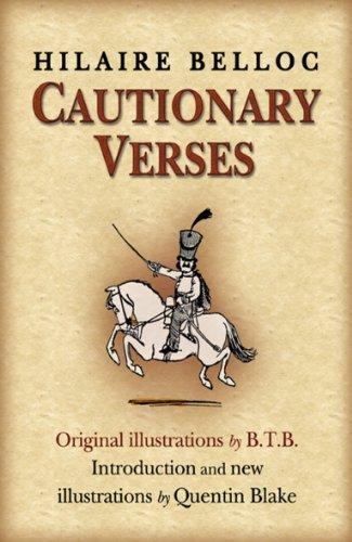 9780099295310: Cautionary Verses