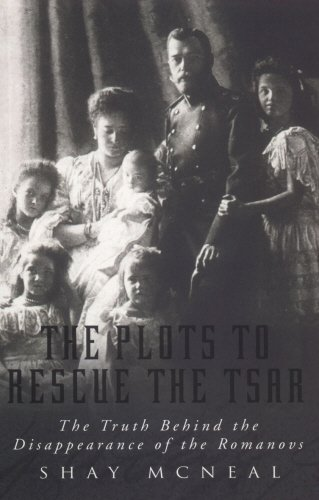 9780099298106: The Plots to Rescue the Czar