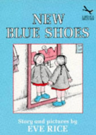 9780099299516: New Blue Shoes (Red Fox beginners)