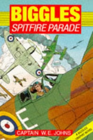 9780099301059: Biggles: Spitfire Parade (Red Fox graphic novels)