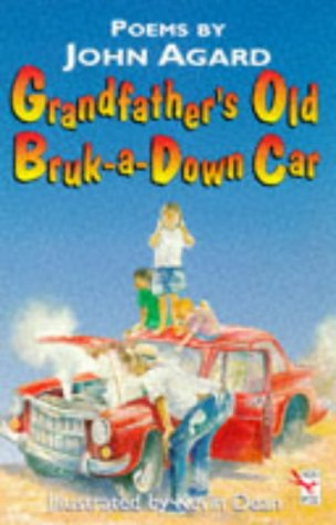 9780099301400: Grandfather's Old Bruk-a-down Car (Red Fox poetry books)