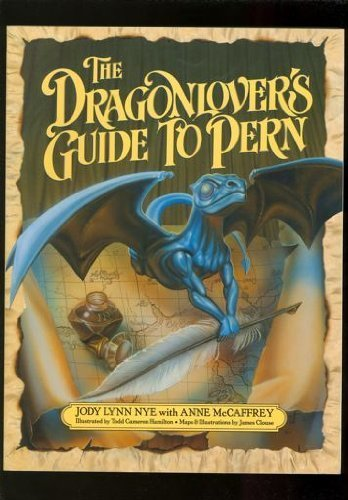 9780099301424: The Dragonlover's Guide to Pern