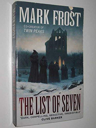 9780099305118: The List of Seven