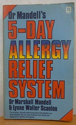 9780099306306: Dr Mandell's 5-day allergy relief system