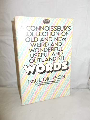 Words (9780099311805) by DICKSON, Paul