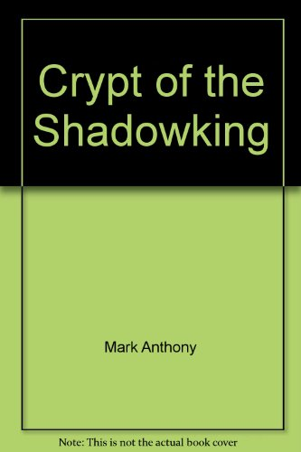 9780099315919: Crypt of the Shadowking