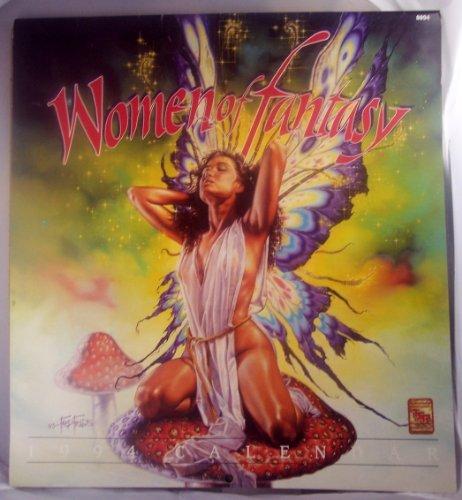 9780099316510: Women of Fantasy Calendar 1994